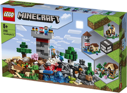 LEGO® Minecraft 21161 Kreativní box 3.0