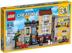 Lego Creator Domy