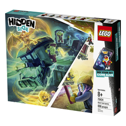 LEGO® Hidden Side™ 70424 Vlak duchů