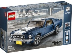 LEGO®10265 Creator Expert Ford Mustang